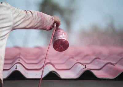 Nettoyage toiture avec les Toits Rhône-Alpes à {ville}