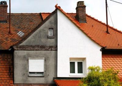 Nettoyage toit à Saint-Romain-en-Gier
