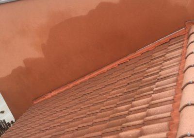 Démoussage toiture vers Loire-sur-Rhône
